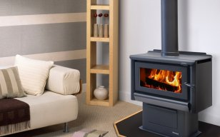 Heating your home with a Woodburner
